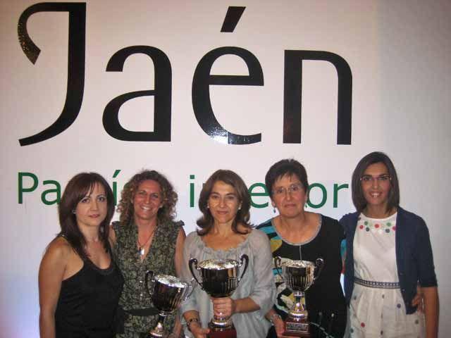 El Club de Atletismo Juventud de Linares en el III Gran Premio de Carreras Populares