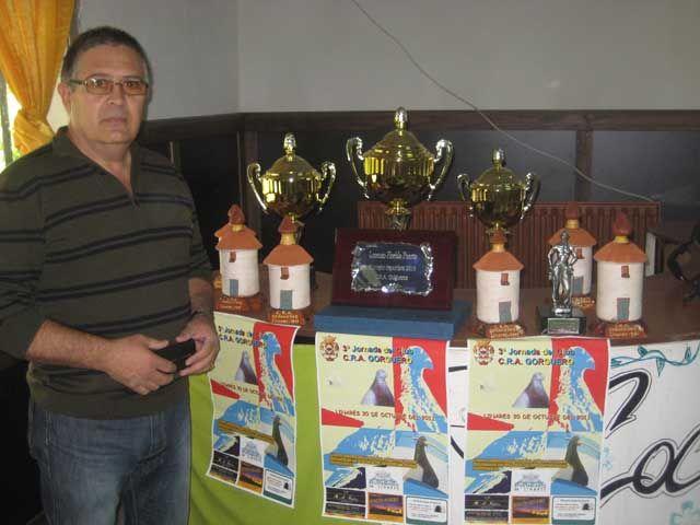 Terceras Jornadas del Club C.R.A. Gorguero de Linares