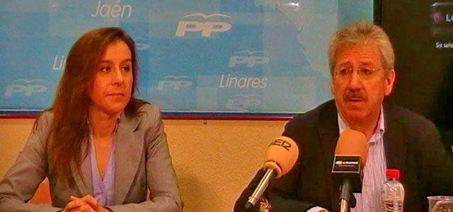 """El PP de Linares no acepta ninguna subida de """"impuestos locales"""""""