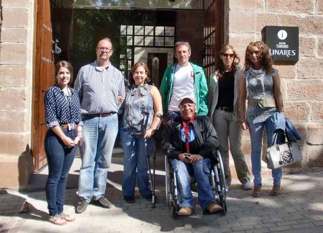 Blog-Trip accesible por Linares