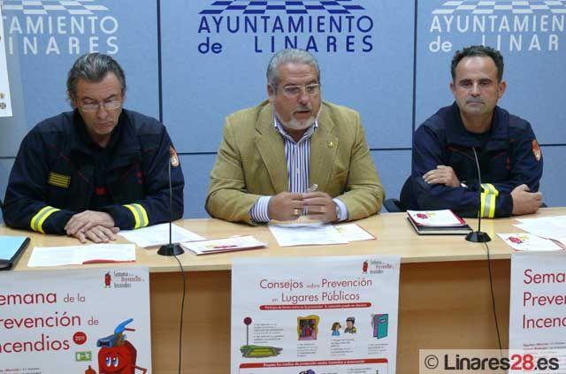 Multitud de actividades preparadas para la Semana de la Prevención de Incendios 2011