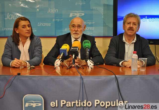 El PP de Linares abre una campaña ilusionada y cargada de esperanza para salir de la crisis