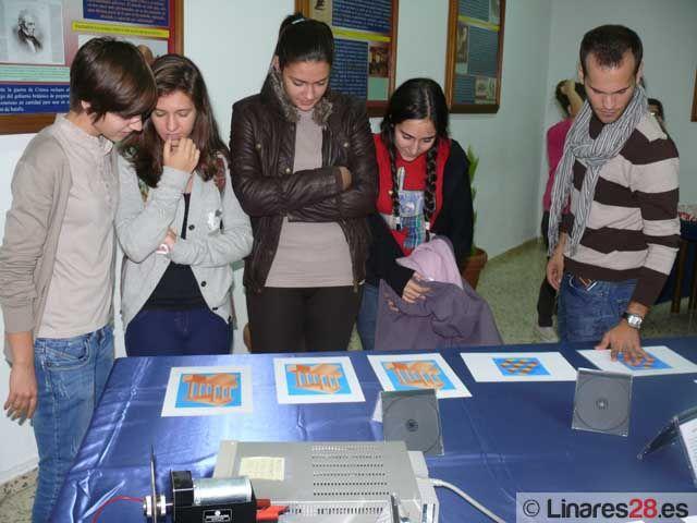 Arranca la Semana de la Ciencia 2011 en la Escuela Politécnica Superior de Linares