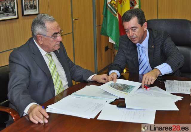 200.000 euros para el arreglo de caminos rurales en Linares
