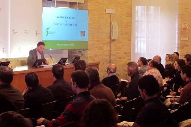 El programa Agenda 21 potenciará la agricultura ecológica y los cultivos alternativos al olivar