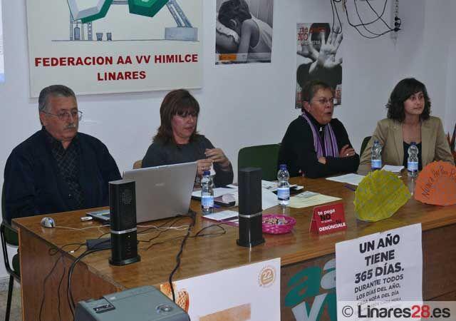 """El colectivo """"Mujeres Vecinales"""" de la Federación Himilce celebra el I Encuentro de Agentes para el Cambio Social"""