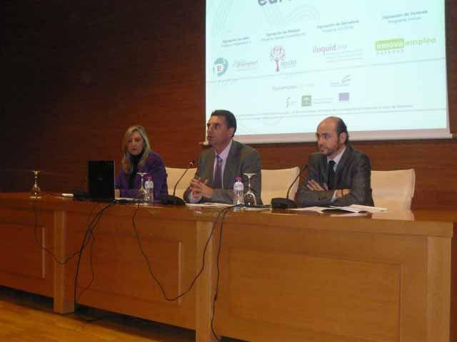 La Diputación de Jaén presenta una guía de buenas prácticas en materia de inserción laboraled Euroempleo