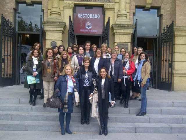 AFAMMER Linares participa en las Jornadas Mujeres Rurales Emprendedoras