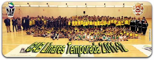 Presentados los equipos del CAB Linares