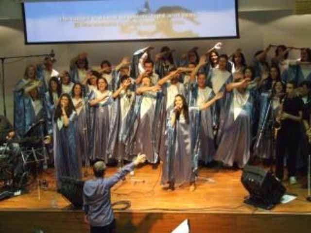 Gospel en Linares