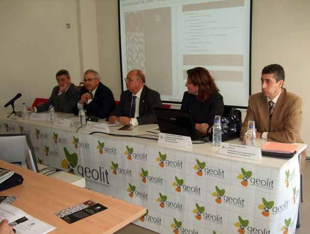 La Universidad de Jaén y empresariado de la provincia estrechan lazos de colaboración en Geolit