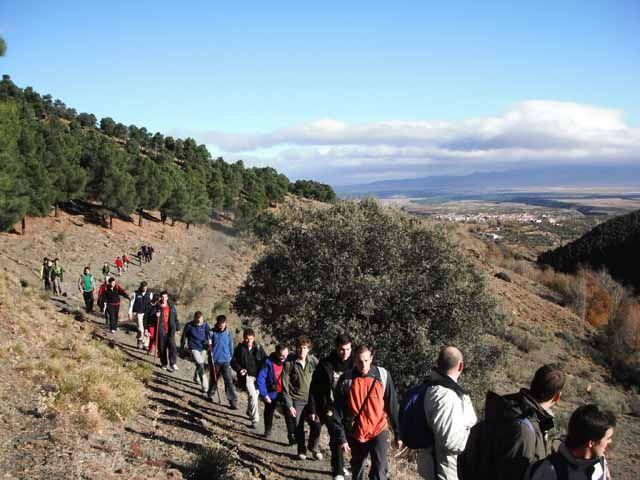 Comienzan las actividades físicas en el medio natural de la Universidad de Jaén