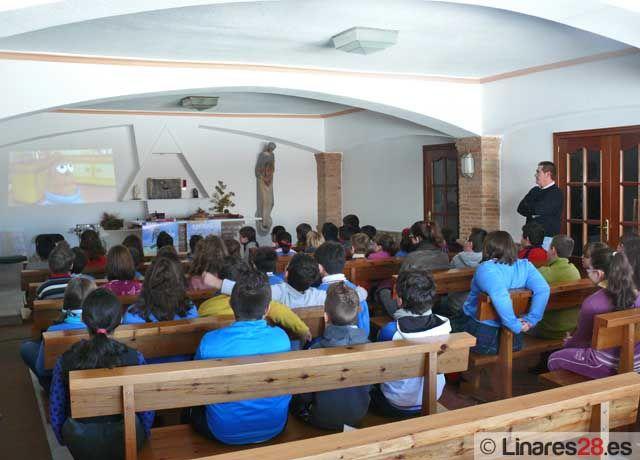 UGT pone en marcha en Linares la campaña Educando en prevención destinada a menores