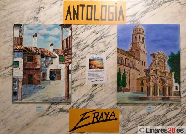 Exposición pictórica del baezano Francisco Raya