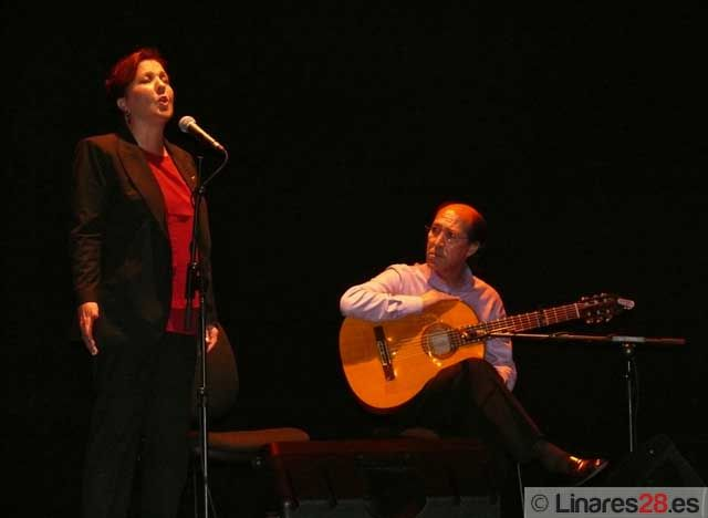 Homenaje a la cantaora Carmen Linares en su tierra natal