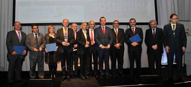 Diputación obtiene el Premio Ciudad Sostenible por promover la construcción de Ecoparques en la provincia