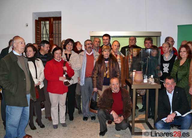 Acto de clausura del VI Taller de Cerámica Prehistórica en el Museo Monográfico de Cástulo