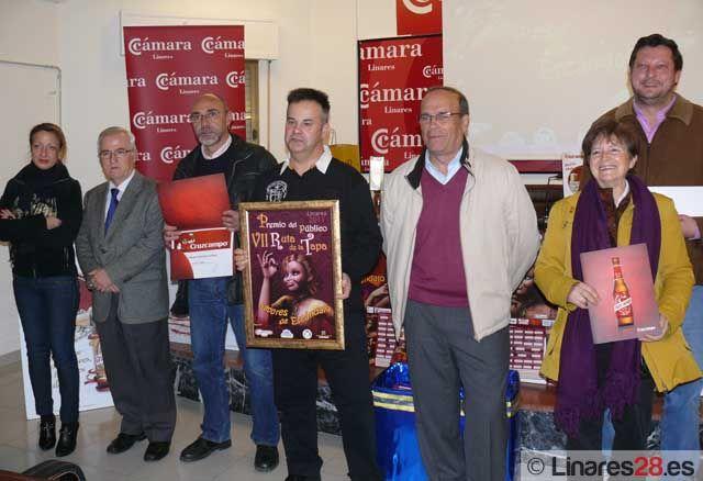 Entregados los premios de la VII Ruta de la Tapa de Linares