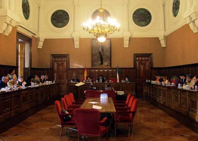 Diputación elimina las tasas por carteles de obra y reduce las de redacción y supervisión de proyectos