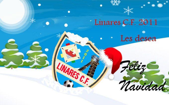 Felicitación del Linares C.F. 2011