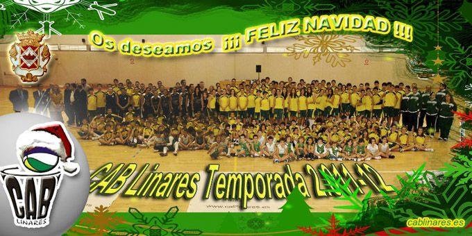 Felicitación CAB Linares