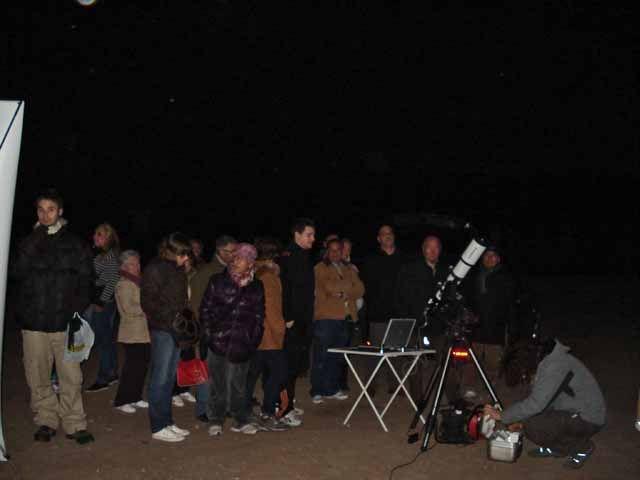 Las estrellas vistas desde Cástulo