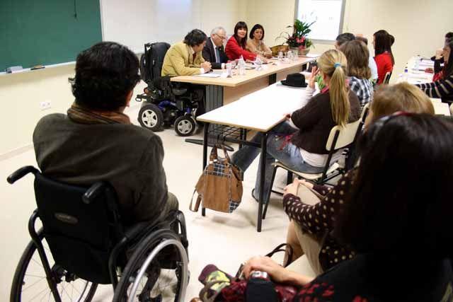 La Universidad de Jaén forma a profesionales en accesibilidad y diseño para todos