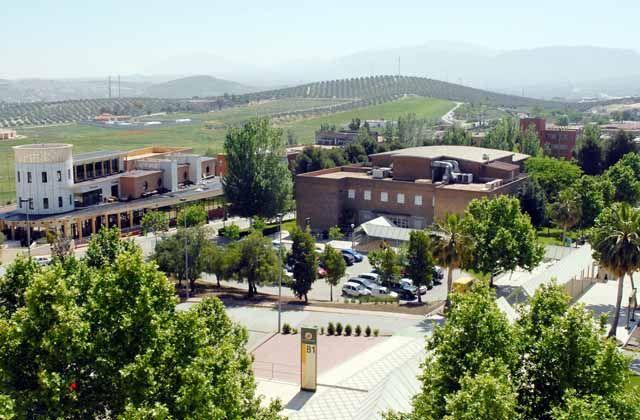 Salen a concurso las obras para convertir en semipeatonal el Campus de Las Lagunillas