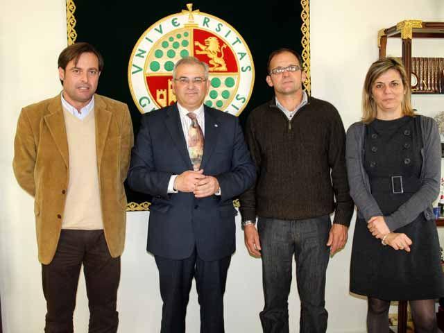 La Universidad de Jaén y la Asociación Neozelandesa de Aceites de Oliva colaborarán en materia de formación e investigación