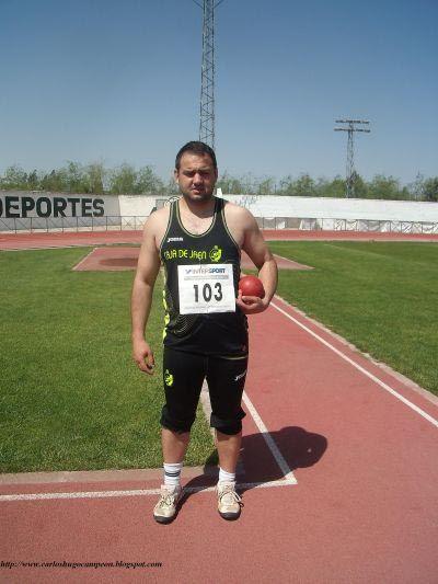 Test para Carlos Hugo García después de los problemas cardíacos