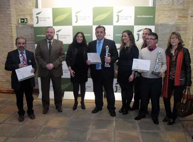 La Diputación premia el compromiso con la innovación y la sostenibilidad de tres empresas jiennenses