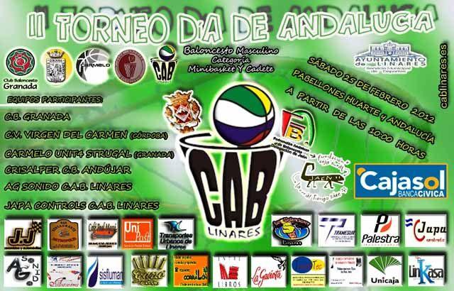II Torneo dia Andalucía del CAB Linares