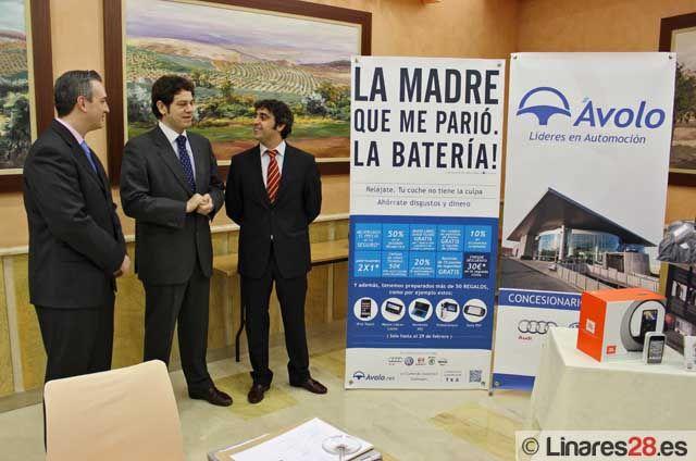 El Grupo Ávolo lanza una novedosa campaña comercial en Linares y provincia