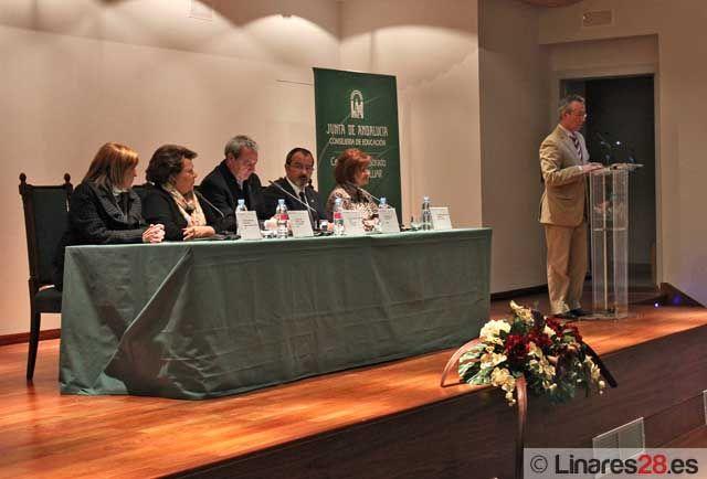 Los directores y directoras de centros docentes andaluces tienen su punto de encuentro en Linares