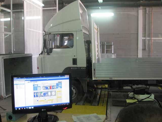 CETEMET prueba el revestimiento de los bajos de carrocerías para reducir su consumo y mejorar su estabilidad