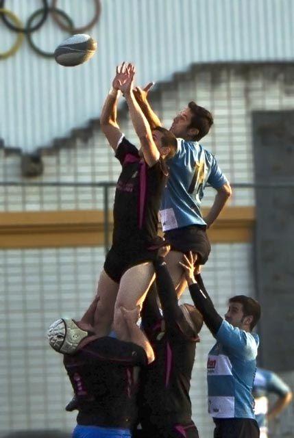 El Iberos Rugby Linares venció al Pretorianos Marmolejo