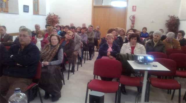Jornada de educación vial para personas mayores en el C.S.P. San José