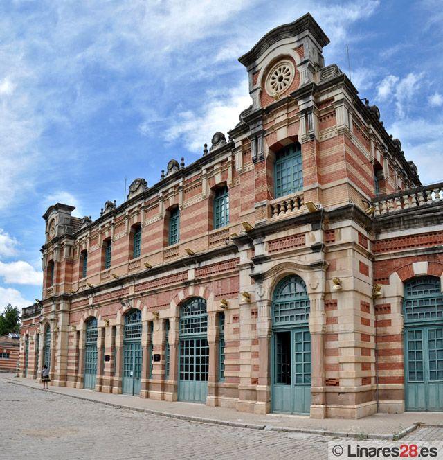 El ferrocarril en Linares: La Estación de Madrid