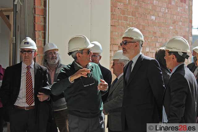 La construcción del Centro de Innovación del campus entra en su recta final