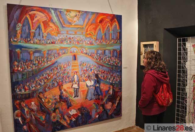 """Termina la exposición de """"La Casa Pintada"""""""