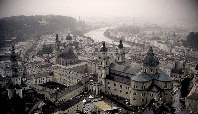Salzburgo, la cuna de Mozart