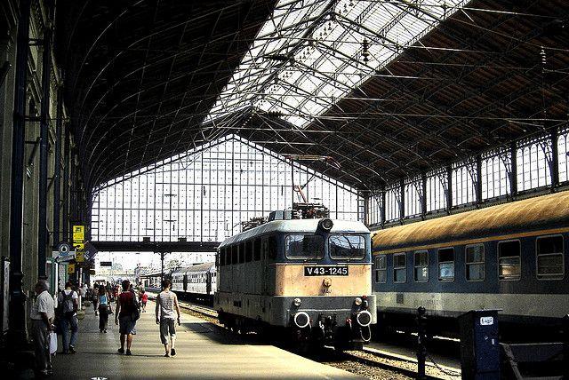 Destino: Budapest