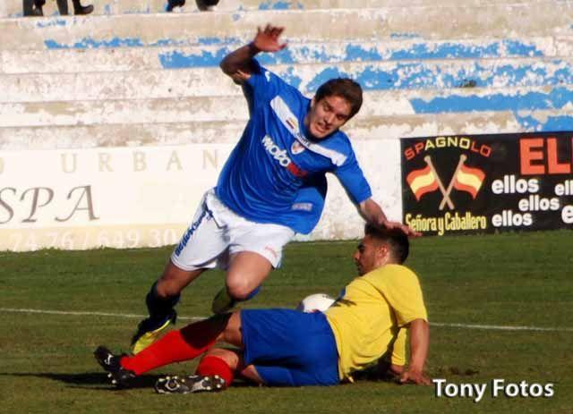 El Linares Deportivo no encuentra rival