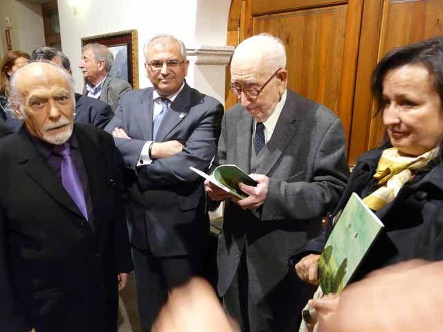La Fundación Andrés Segovia de Linares acoge una exposición de pintura de Alfonso Parras