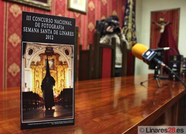 El Concurso Nacional de fotografía Semana Santa de Linares llega a su tercera edición