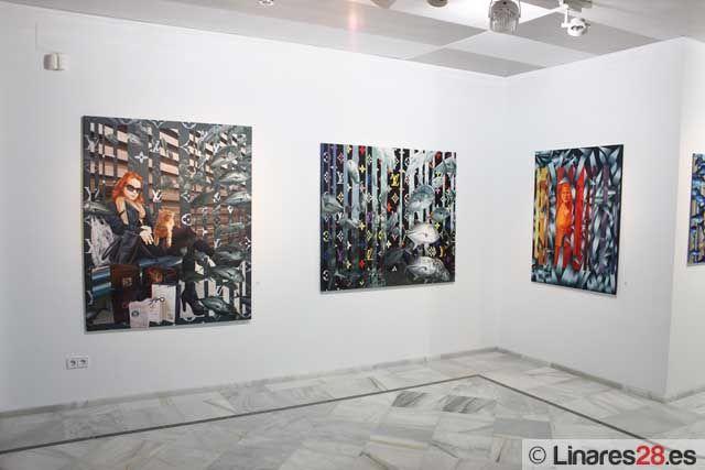 Últimos días para ver la exposición de la artista turca Asli Özok en Linares