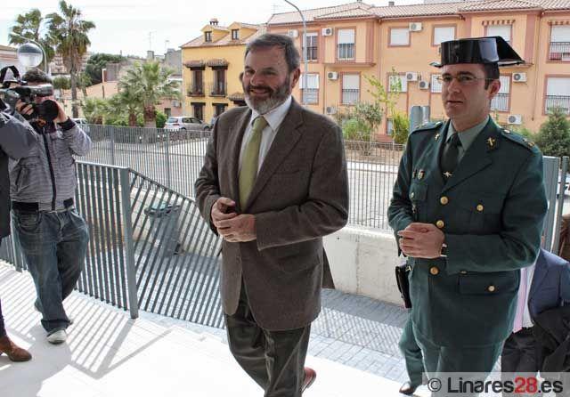 El nuevo cuartel de la Guardia Civil de Linares a pleno funcionamiento
