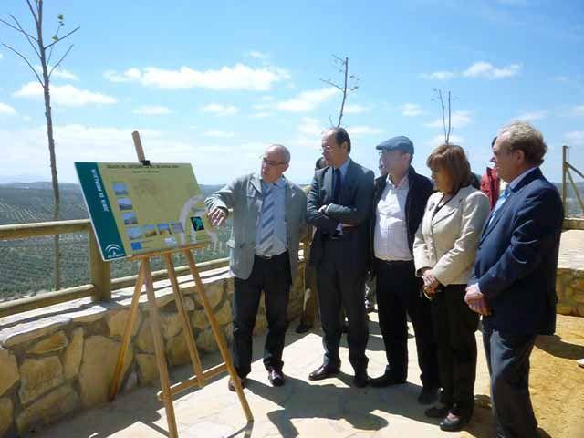 Medio Ambiente concluye la recuperación ambiental de los terrenos del antiguo vertedero de Arjona