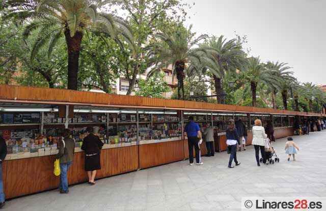 Diputación participa en las ferias del libro de Linares y la Universidad de Jaén con más de 100 títulos