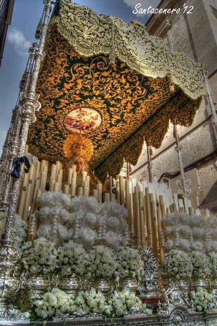 La Semana Santa vista por los linarenses. Fotos de la Oración en el Huerto